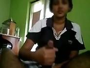 Desi Girl Jerking Off Her Boyfriends Cock