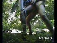 Legendary Martino Fucks Gitti In The Forest