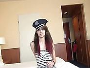 Skinny Girl Get Fucked In A Hotelroom