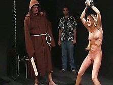 Elite Pain From Blonde Mistress