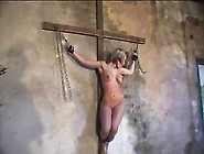 Crucified - Women - Model Lea