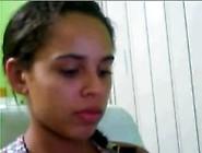 Novinha Amassando Peitinhos Gostoso De Frente A Webcam