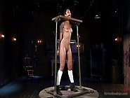 Penthouse Pet Skin Diamond Squirting In Brutal Bondage And Punis