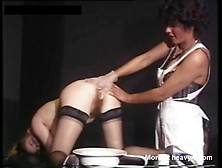 Retro Lesbians Scat Fisting And Eating Shit