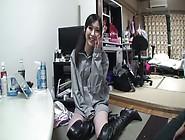 Horny Japanese Girl Hana Masaki In Exotic Bikini,  Big Tits Jav V