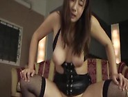 Gorgeous Mature Japanese Babe Miyabe Suzuka Gets Her Hairy Pussy
