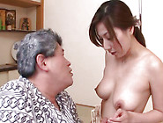 Redhead And Naked Japanese Angel Is Fingering Her Vagina