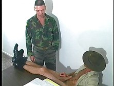 Sergeants ass gets drilled 2