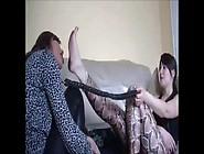 Lesbian Slave Worship Dirty Feet
