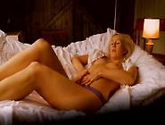 A Blonde Girl Love To Masturbates