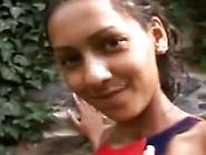 Arab College Girl In My Moroccan Villa
