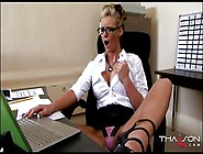 Italian Mom Caught Masturbating And Fucked