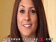 Wicked Cunnilingus For Hot Brunette During Casting