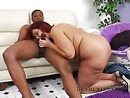 Delightful Experienced Lady Peaches Larue Pounded By A Black Dic