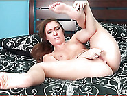 Young Big Ass Beauty Masturbates With A Toy