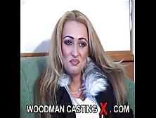 Diana Doll -Woodman Casting X