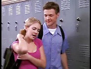 Melissa Joan Hart Hot Scene From Sabrina
