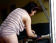 Saggy Tits Mature Hairy Amateur Exhibitionist