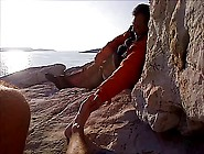 Wanking In Public (Limanakia Nude Beach)