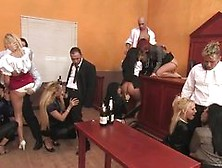 Mad Sex Party On Trial