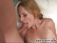 Amateur Teen Fucked By Two Big Cocks In All Holes.