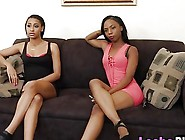 Sex Starved Real Tits Black Beauty Lesbians Dildo Fucking Sessio