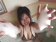 Issiki Miyabi In The Bath
