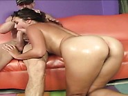 Allie Haze Greases Up Her Magnificent Ass And Gets Banged Like A