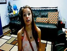 Amputee quad girl mastubating webcam - 3 part 9