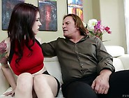 Breaking Into The Pussy Of Anna De Ville