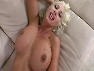 Puma Swede Gets A Creamy Facial After Getting Titfucked And Poun
