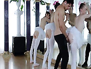 Party Hardcore Anal Ballerinas