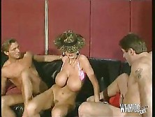 Dolly Buster Likes Anal