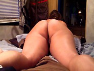 Quick Squirt And Creampie With Pawg Wife