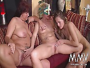 Mmv Films German Amateur Teen And Mature Lesbian Threesome