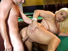 Impressive Hard Fucking Porn Near Randy Blonde Milf Bedeli Butla