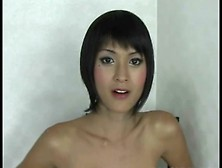 Cute Ladyboy Getting Nailed By The Ass