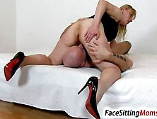 Facesitting And Pussy Eating With Czech Amateur Lady Gabina