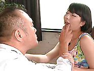 Kana Yume Moans With Pleasure While Getting Her Japanese Crotch