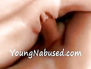 Lovely Small Tits Blondie Gets Fucked And Drinks Cum