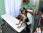 Tight Young Patient Fucked By Her Doctor