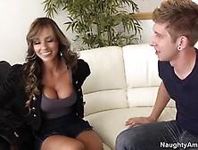 Great Looking Woman,  Esperanza Gomez Is Having Sex With Her Best