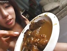 Japan Scat Eating 2