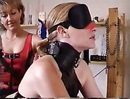 Uk Lesbian Milf Mistress Training Slave Part 2