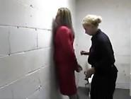 Milf Humiliated In Jail