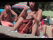 Nude Beach - Voyeur - From 888Camgirls. Com