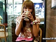 Korea1818. Com - Horny Korean Girlfriend Filmed On Date