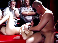Hot Babe Fucked In Public