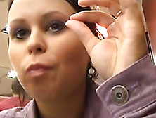 Kylee Strutt gives a blowjob and gets fucked in the public restroom № 980495 загрузить