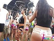 Flaggerworld Teen Dancing Festival Amazing Ass